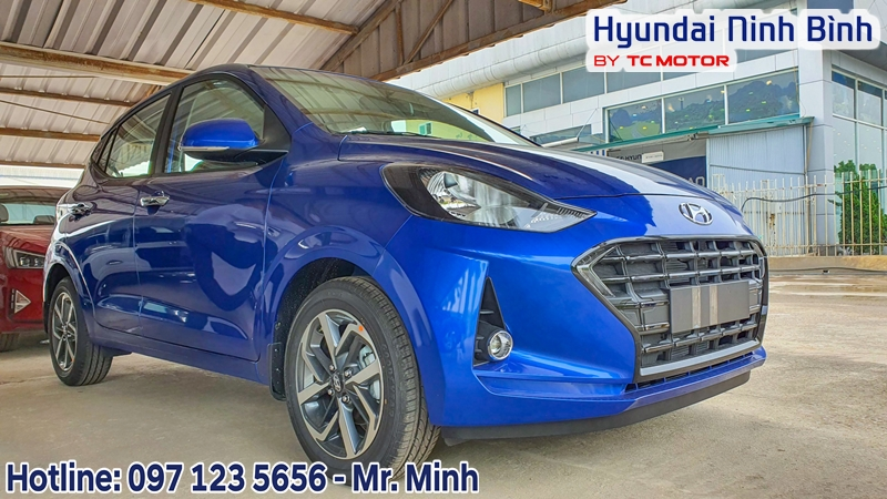 Hyundai Grand I10 1.2 MT Hatchback All New 2021