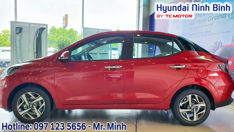 Grand i10 Sedan 1.2MT All New 2021