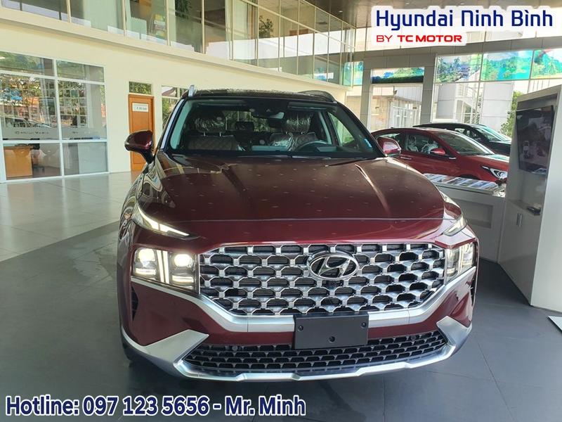 New Hyundai Santafe 2021  Dầu Đặc Biệt