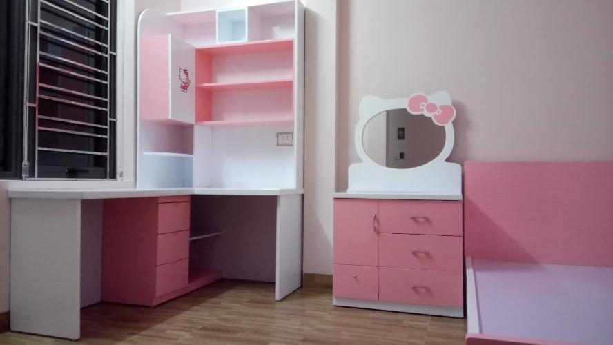 Bộ phòng ngủ Hello Kitty
