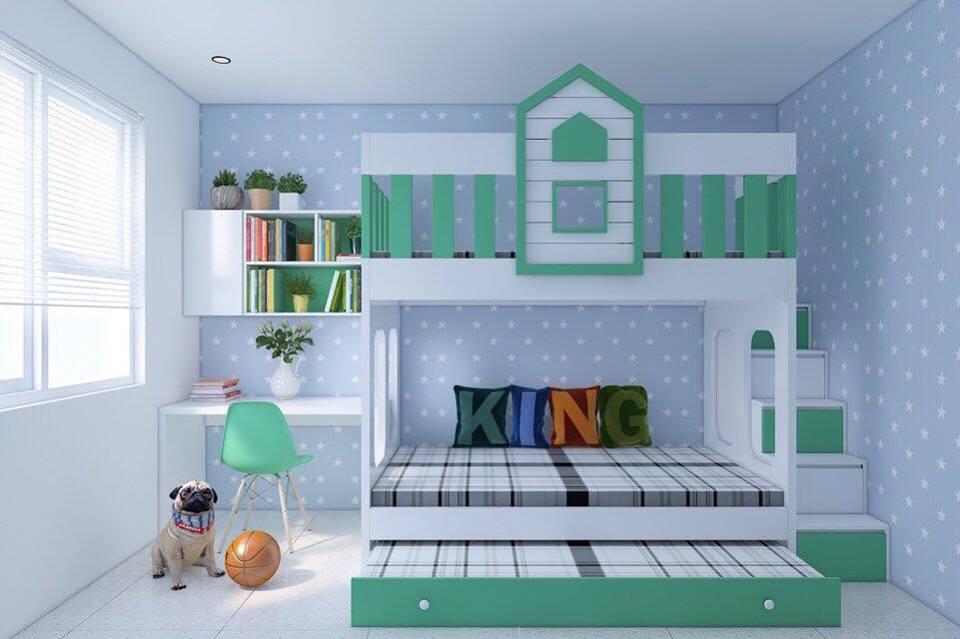 Phòng ngủ trẻ em HP01