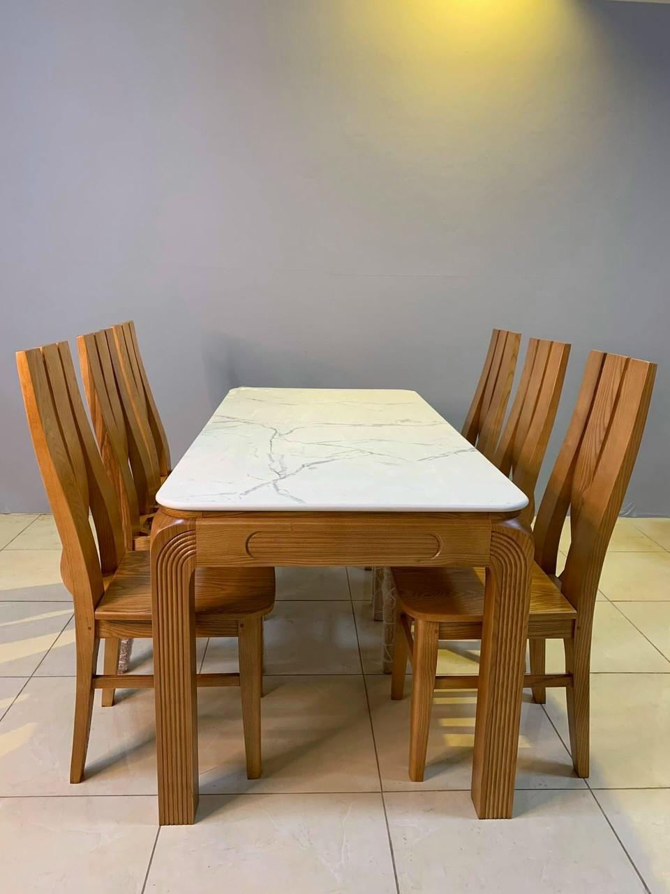 Bàn ghế ăn HP014