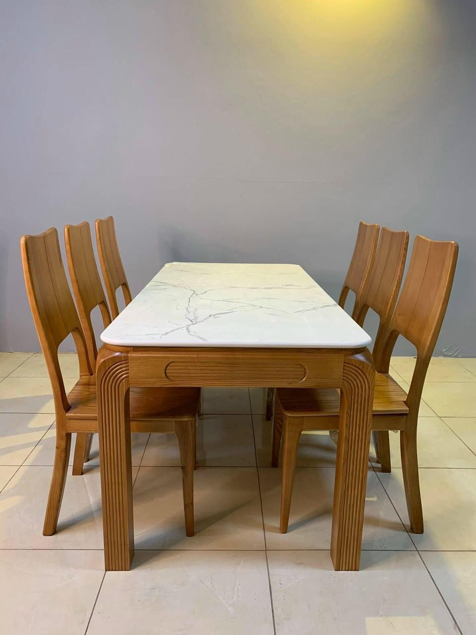 Bàn ghế ăn HP015