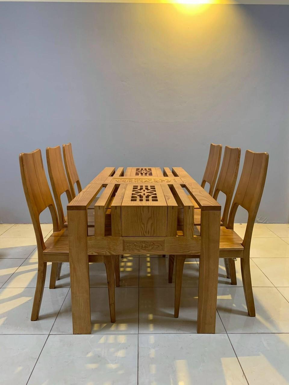 Bàn ghế ăn HP016