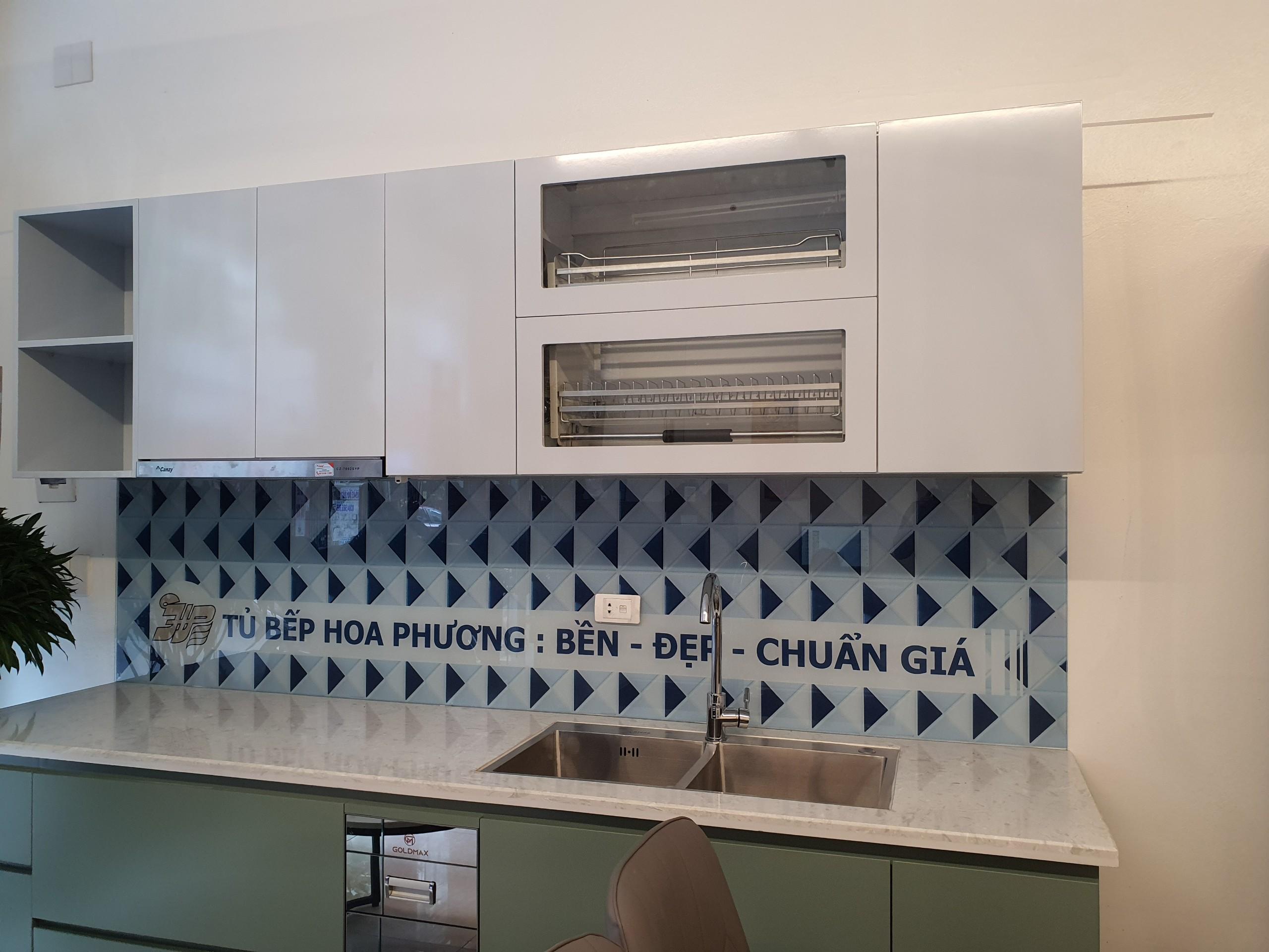 Tủ Bếp thiết kế HP123