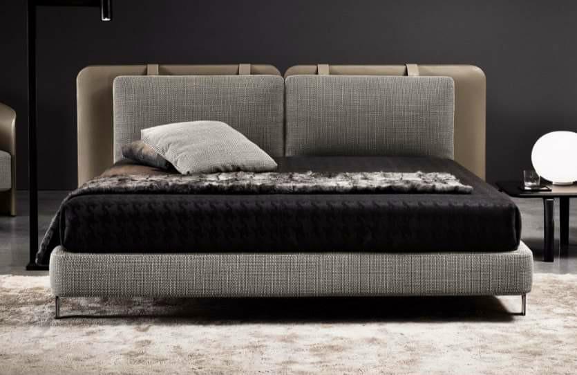 Giường ngủ hiện đại HP756