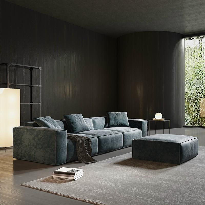 Bộ sofa nỉ cao cấp HP573