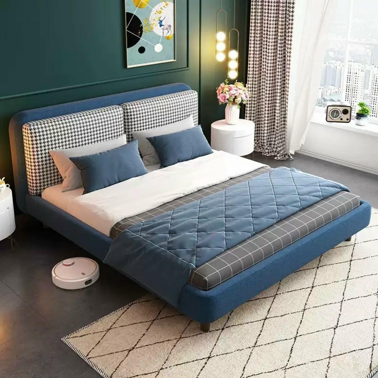 Giường ngủ hiện đại  HP165
