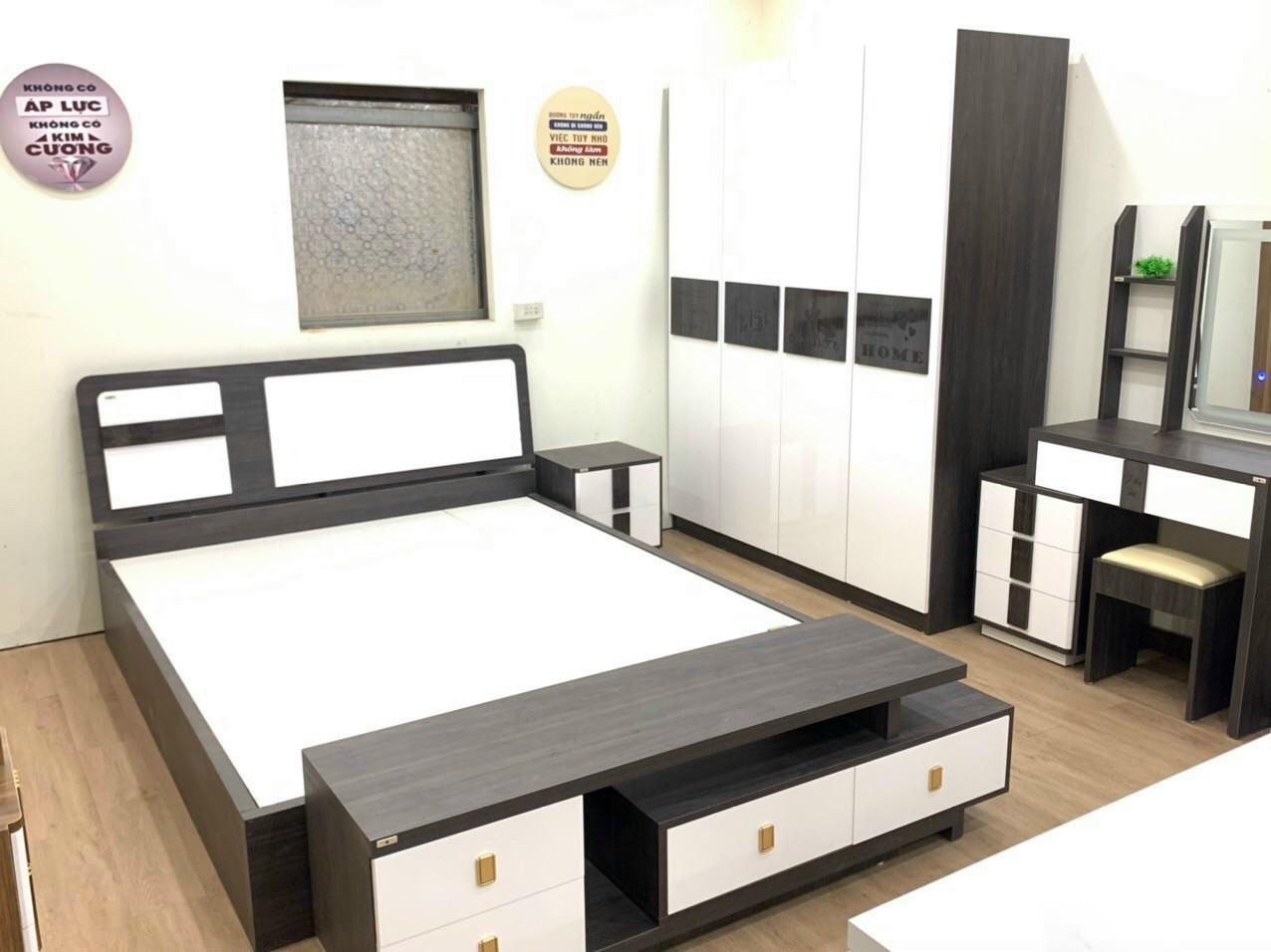 Bộ phòng ngủ cao cấp HP234