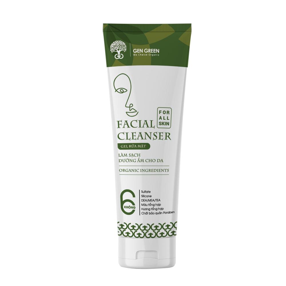 Rửa mặt dành cho da thường FACIAL CLEANSER FOR ALL SKIN
