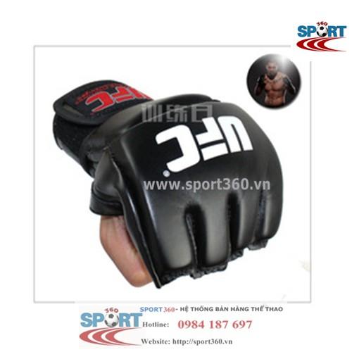 Găng tay bao tay đấm UFC hở ngón