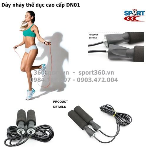 Dây nhảy thể lực giảm cân DN01