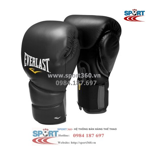 Găng tay Boxing Everlast cao cấp