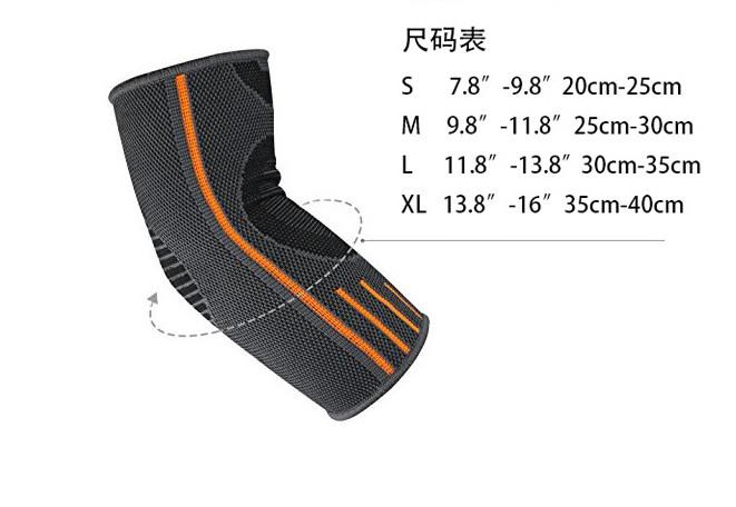 cách đo size bảo vệ khuỷu tay