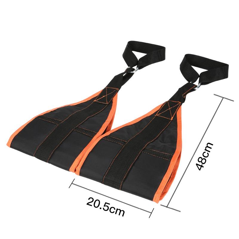 1 Bộ dây ab traps gồm 2 dây đai