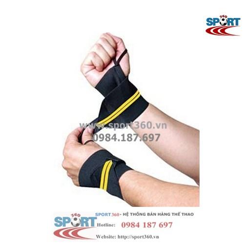 Dây quấn bảo vệ cổ tay tập thể hình Wrist Wraps