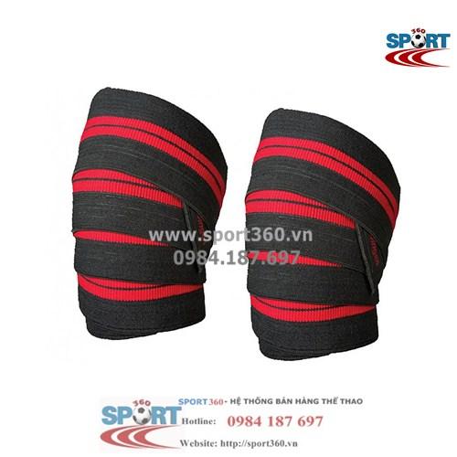 Dây quấn bảo vệ đầu gối cao cấp khi gánh tạ squat