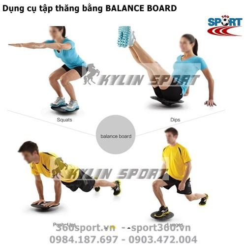 Dụng cụ tập thăng bằng