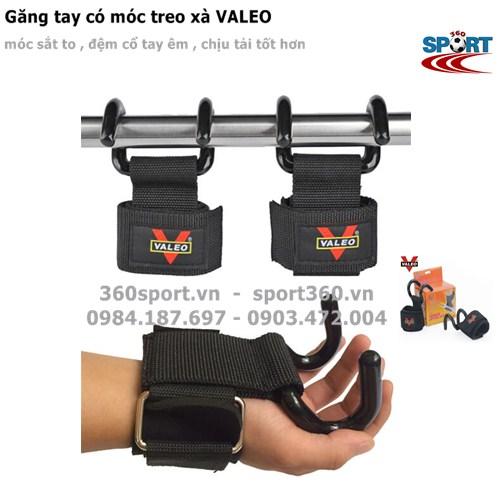 Găng tay có móc hỗ trợ tập lưng xô