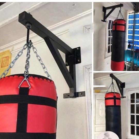 khung boxing Treo Bao Cát giá rẻ có móc xoay
