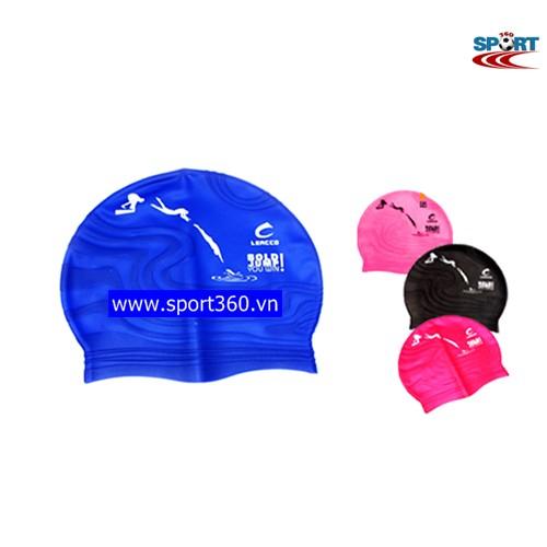 Mũ bơi silicon Cleacco