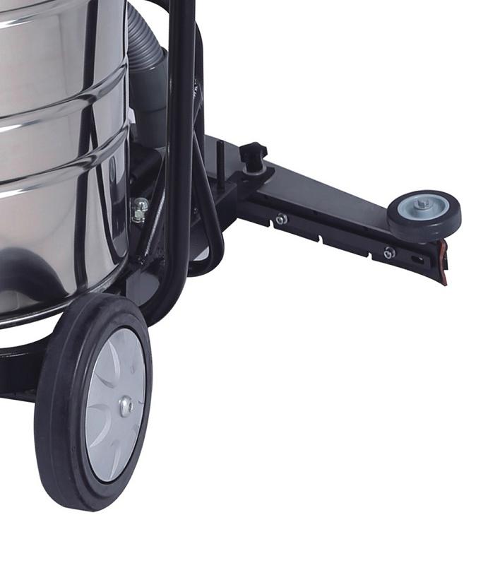 Bộ KIT và bánh xe máy htus bụi hút nước công nghiệp Hiclean HC 380T