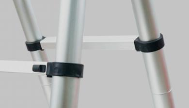 Nhựa ABS được sử dụng làm phụ tùng cho thang nhôm Hakawa