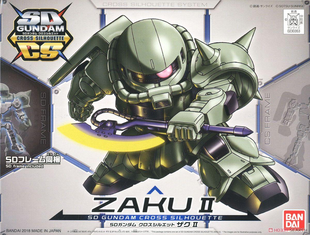 sdcs-zaku-ii-cross-silhouette-bandai