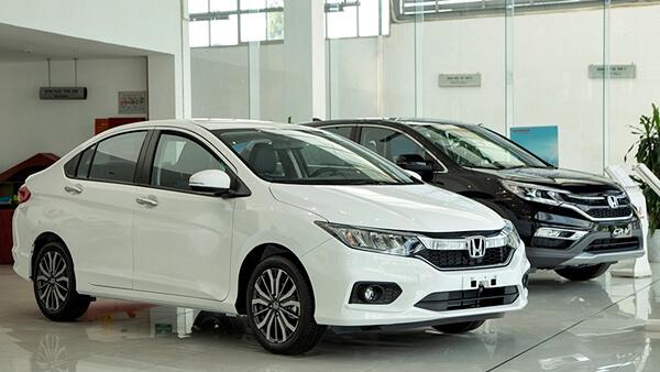 Báo giá xe ô tô Honda