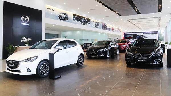 Đăng ký nhận báo giá xe Mazda
