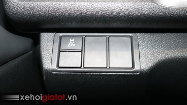 Hệ thống cân bằng điện tử xe Honda Civic