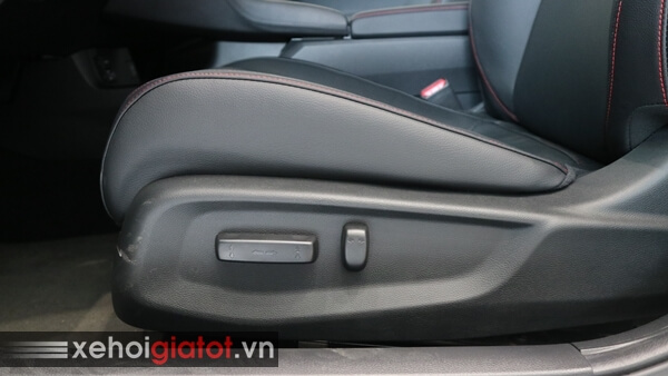 Ghế lái xe Honda Civic