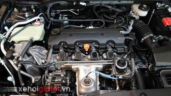 Động cơ i-Vtec 1.8L xe Honda Civic