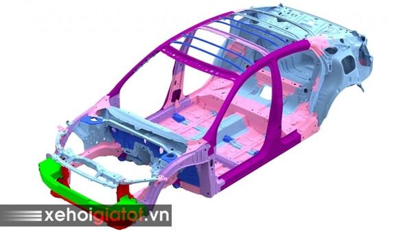 Khung gầm xe Honda Civic