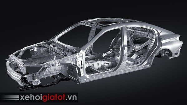 Khung gầm xe Lexus ES