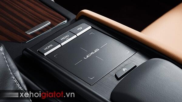 Điều khiển cảm ứng Lexus ES