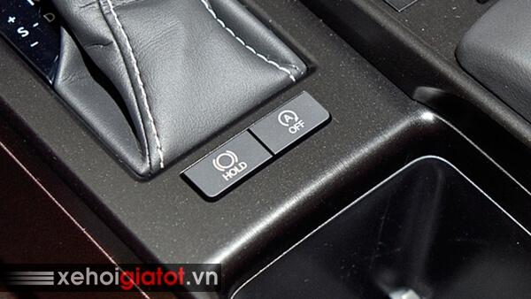 Ngắt động cơ khi dừng xe Lexus ES