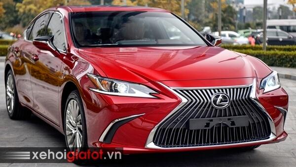 Lexus ES thế hệ mới