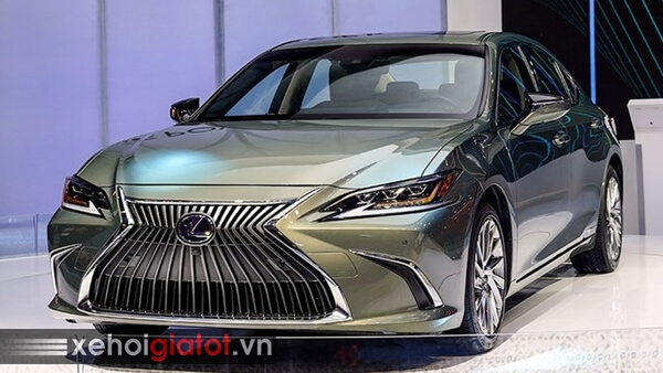 giá xe Lexus ES 250 hợp lý
