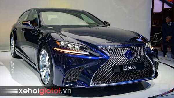 Giá xe Lexus nhập khẩu