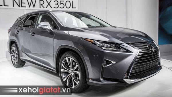 Giá xe Lexus niêm yết