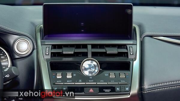 Màn hình giải trí Lexus NX