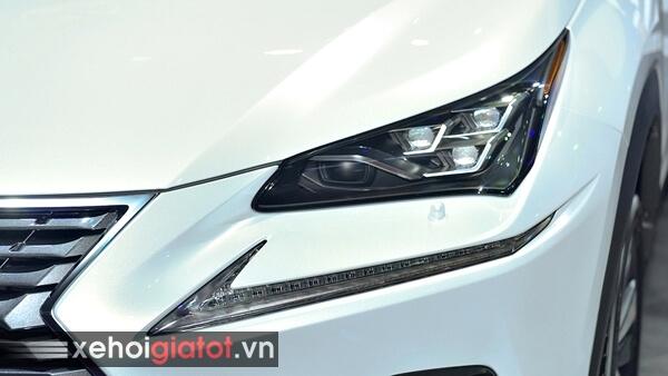 Cụm đèn trước xe Lexus NX