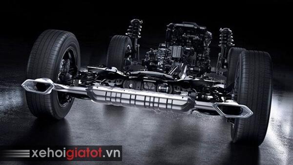Hệ thống treo xe Lexus NX