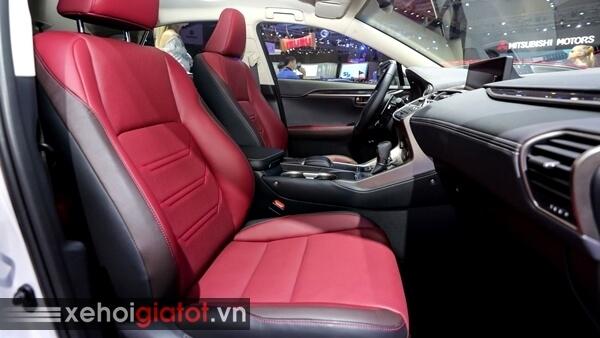 Ghế ngồi xe Lexus NX