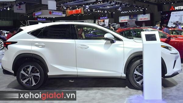 Thân xe Lexus NX