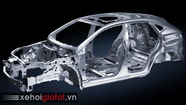 Khung gầmxe Lexus NX