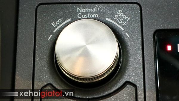 Chế độ lái xe Lexus NX