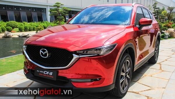 Giá xe Mazda khuyến mại