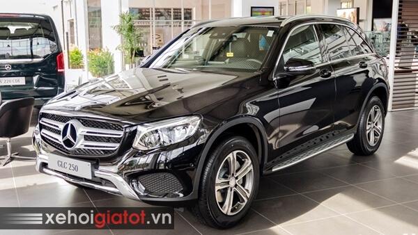Mercedes GLC bán chạy nhất